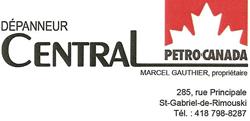 Dépanneur Central Pétro Canada, Rimouski